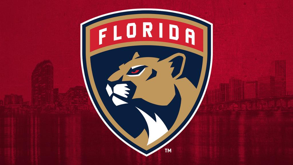 Florida Panthers Announce Partnership with Baptist Health