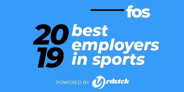 The 2019 Best Employers in Sports
