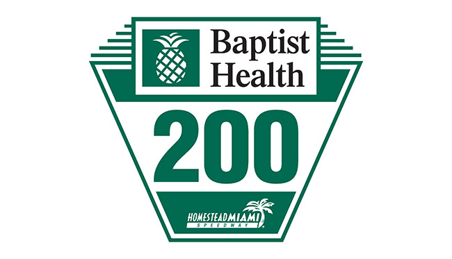 Baptist Health is named Entitlement Sponsor of the Homestead-Miami Speedway's 2020 NASCAR Gander RV & Outdoors Truck Series Race