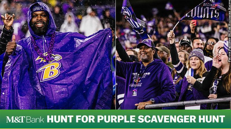 M&T Bank Launches Hunt For Purple Scavenger Hunt
