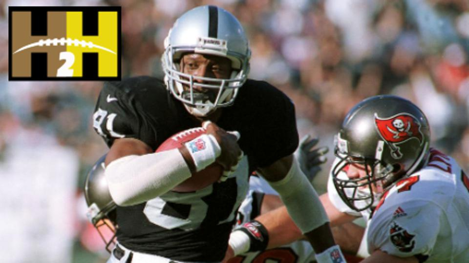 Las Vegas Raiders Legend Tim Brown Details 'The Perfect 10' Documentary And Why He's So Underrated